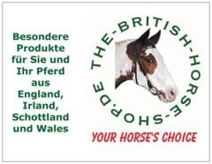 Postkarte für Pferdefans