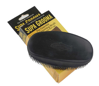 All Rubber Super Groomer Brush
