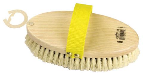 Mexican Tampico Fibre Body Brush