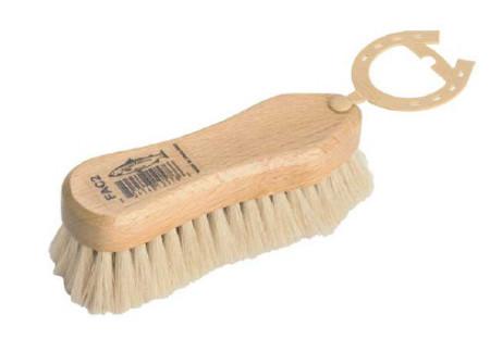 Goat Hair Face Brush
