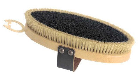 Pure Bristle Body Brush 19 mm