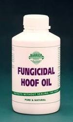 Fungicidal Hoof Oil
